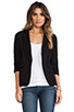Image 1 of Bobi Blazer in Black