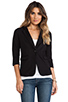 Image 2 of Bobi Blazer in Black