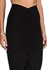 Image 5 of Boulee AJ Maxi Skirt in Black