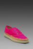 Image 1 of Boutique 9 Sneaker in Pink