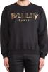 Image 4 of Brian Lichtenberg Ballin Sweatshirt in Black/Gold Foil