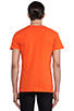 Image 3 of Brian Lichtenberg Homies Tee in Orange