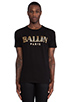 Image 1 of Brian Lichtenberg Ballin Tee in Black & Gold Foil