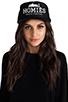 Image 1 of Brian Lichtenberg Homies Unisex Hat in Black/White