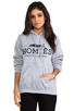 Image 1 of Brian Lichtenberg Homies Hoodie in Grey/Black