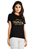 Image 2 of Brian Lichtenberg Homies Tee in Black/Gold