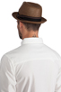 Image 4 of Brixton Castor Brown Straw Hat