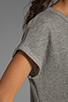 Image 5 of BY ZOE Rabat Top in Grey