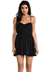 Image 1 of C/MEO VCR Dress in Black