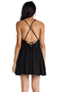 Image 4 of C/MEO VCR Dress in Black
