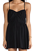 Image 5 of Cameo VCR Dress in Black