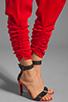 Image 6 of Catherine Malandrino Favorites Cap Sleeve Jumper in Scarlet
