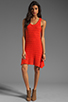 Image 2 of Central Park West Amelia Island Tank Dress in Orange
