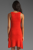 Image 4 of Central Park West Amelia Island Tank Dress in Orange
