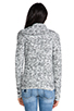 Image 4 of Central Park West Stuyvesant Place Sweater Coat in White