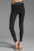 Image 1 of Charlie by Matthew Zink Resort Pant in Black