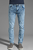 Image 1 of Cheap Monday Tight Jeans in Stone Used