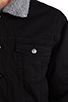 Image 6 of Cheap Monday Buzz Jeans Jacket in Black