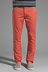 Image 1 of Cheap Monday Slim Chino in Red