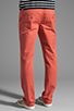 Image 4 of Cheap Monday Slim Chino in Red