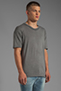 Image 2 of Cheap Monday Bobby Tee in Iron Grey
