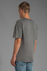 Image 3 of Cheap Monday Bobby Tee in Iron Grey