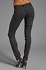 Image 3 of Cheap Monday Narrow Jeans in Unwashed Grey