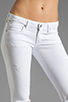 Image 4 of Citizens Of Humanity Racer Lowrise Skinny in Distressed Santorini