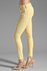 Image 2 of Citizens Of Humanity Thompson Twill Ankle Skinny in Chick
