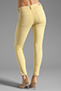 Image 3 of Citizens Of Humanity Thompson Twill Ankle Skinny in Chick