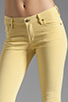 Image 4 of Citizens Of Humanity Thompson Twill Ankle Skinny in Chick