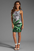 Image 2 of Clover Canyon EXCLUSIVE How High Neoprene Dress in Multi