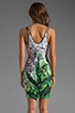 Image 4 of Clover Canyon EXCLUSIVE How High Neoprene Dress in Multi