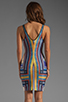 Image 4 of Clover Canyon EXCLUSIVE Endless Summer Neoprene Dress in Multi