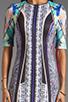 Image 5 of Clover Canyon Jaipur Jungle Neoprene Dress in Multi