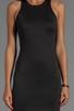 Image 5 of Clover Canyon Neoprene Dress in Black
