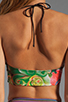 Image 2 of Clover Canyon Liquid Flower Bikini in Multi