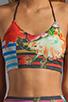 Image 3 of Clover Canyon Liquid Flower Bikini in Multi