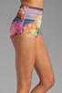 Image 5 of Clover Canyon Liquid Flower Bikini in Multi