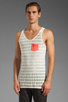 Image 1 of Cohesive & co Malvern Tank Top in Camel