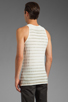 Image 3 of Cohesive & co Malvern Tank Top in Camel
