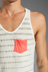 Image 5 of Cohesive & co Malvern Tank Top in Camel