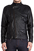 Image 5 of COMUNE Mitchell Motorcycle Jacket in Black