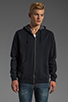 Image 1 of COMUNE CS Zipp Jacket in Black
