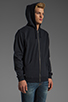 Image 3 of COMUNE CS Zipp Jacket in Black