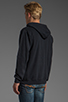 Image 4 of COMUNE CS Zipp Jacket in Black