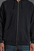 Image 5 of COMUNE CS Zipp Jacket in Black