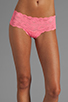 Image 1 of Cosabella Never Say Never Hottie Hot Pant in Neon Rose