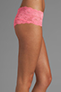 Image 2 of Cosabella Never Say Never Hottie Hot Pant in Neon Rose
