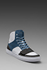 Image 1 of Creative Recreation Cesario X in Blue Chambray